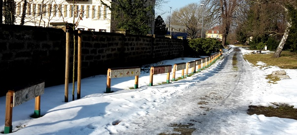 Kindergrabanlage am St.Pauli Friedhof